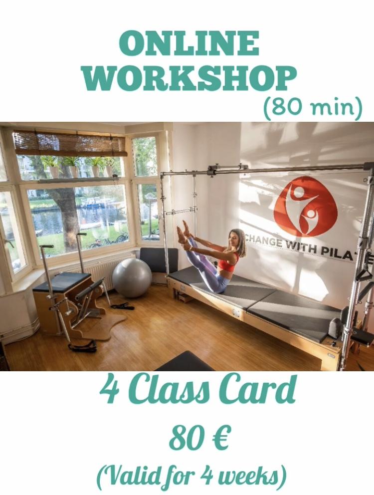 online workshop 1