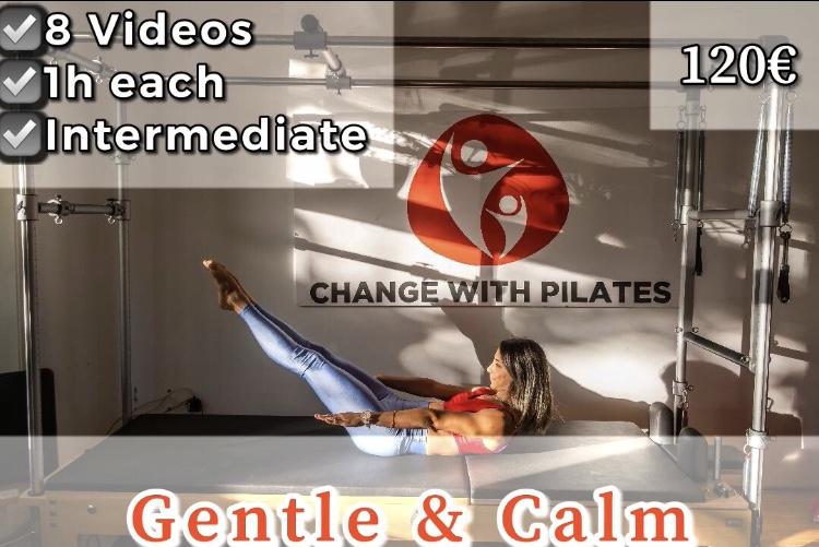 gentle & calms website
